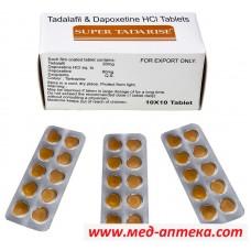 Super Tadarise (сиалис20+дапоксетин60)