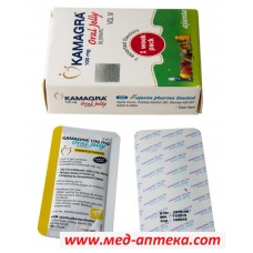 Kamagra Oral Jelly 100 мг