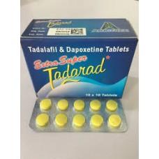 Extra Super Tadarad (Сиалис20мг + Дапоксетин100мг) 1таб