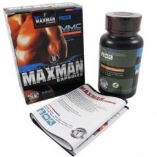 Препарат улучшающий потенцию MAX MAN 2