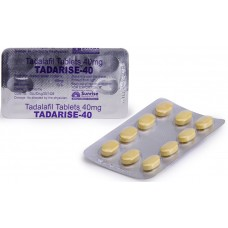 Tadarise40 (Дженерик Сиалис 20мг) 10таб
